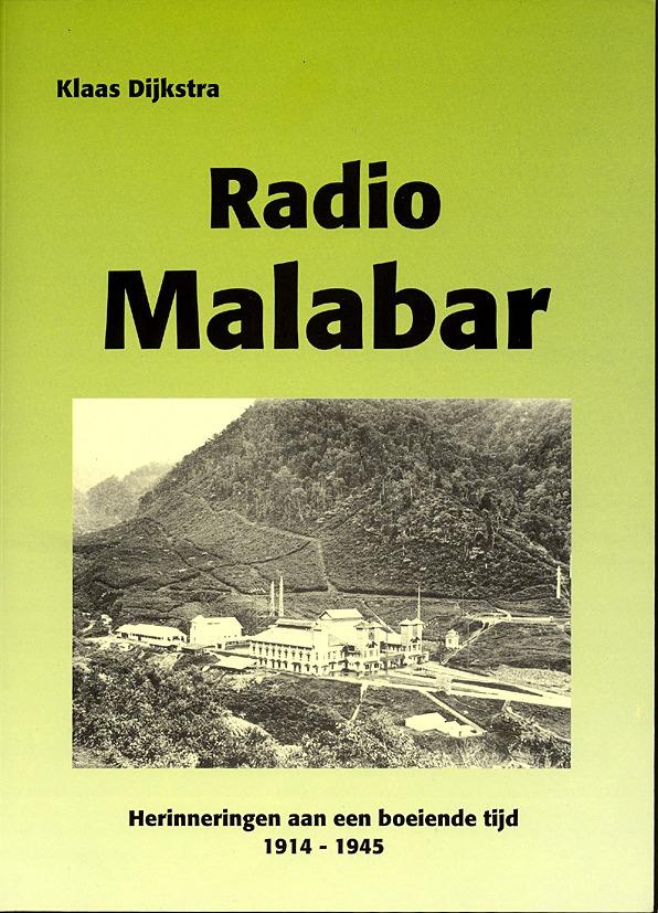 Radio Malabar cover boek
