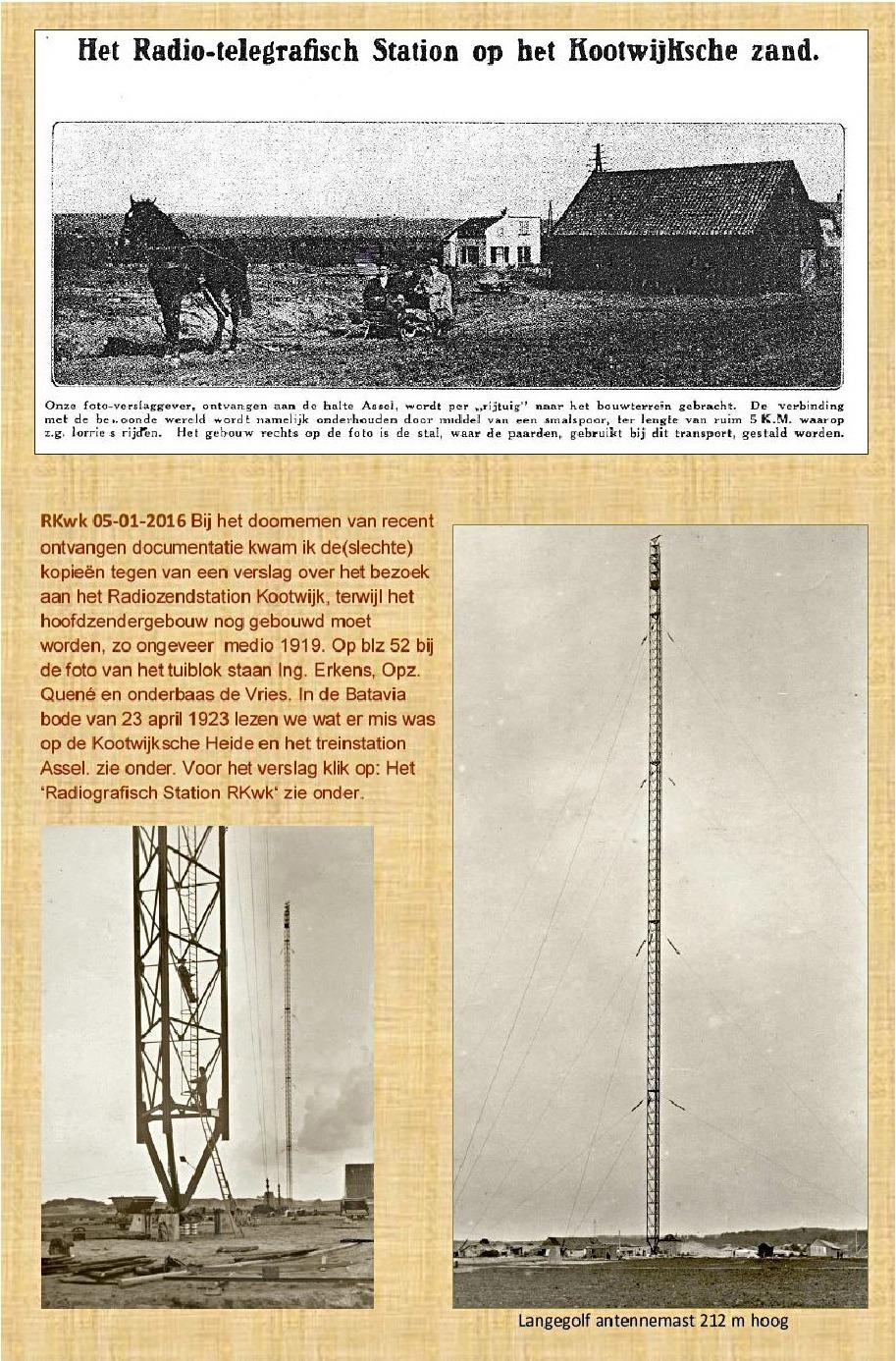 Bezoek RKwk 1919