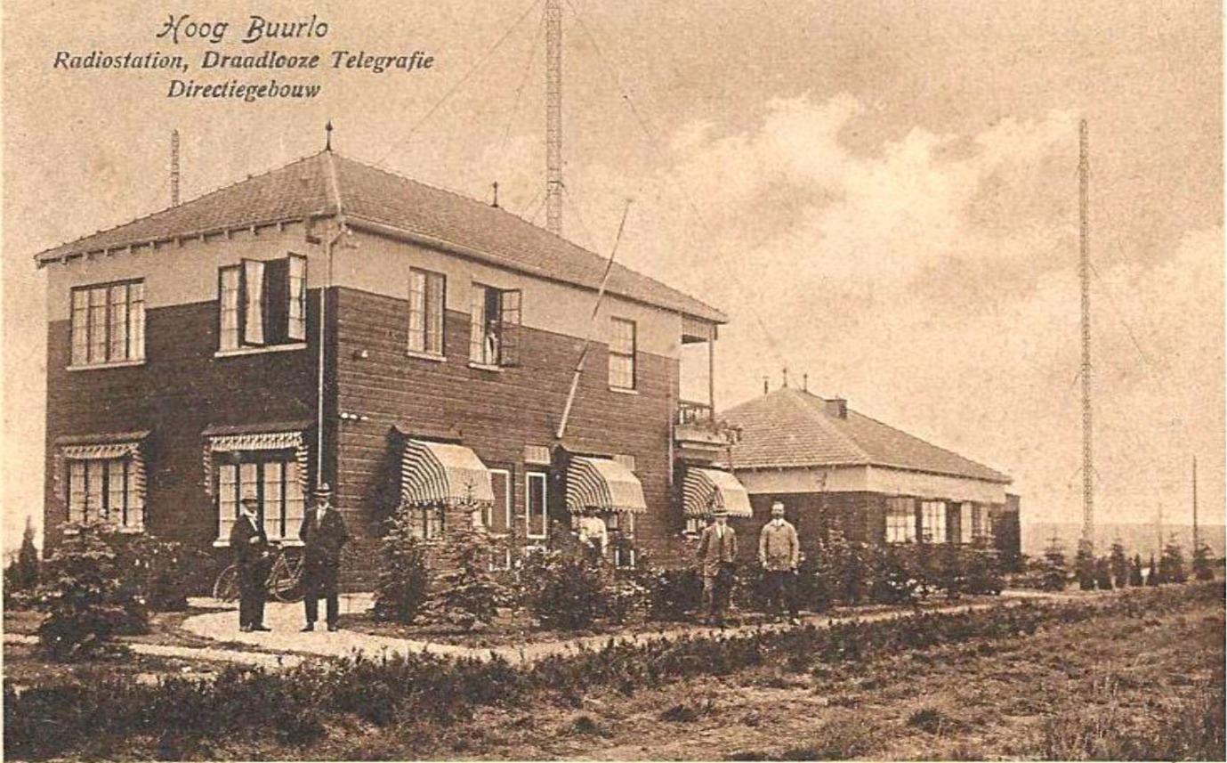 Burelhul Barakken 1919