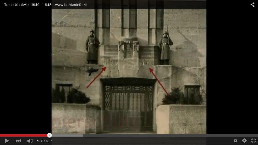 Duitse Wachtpost entree Geb A