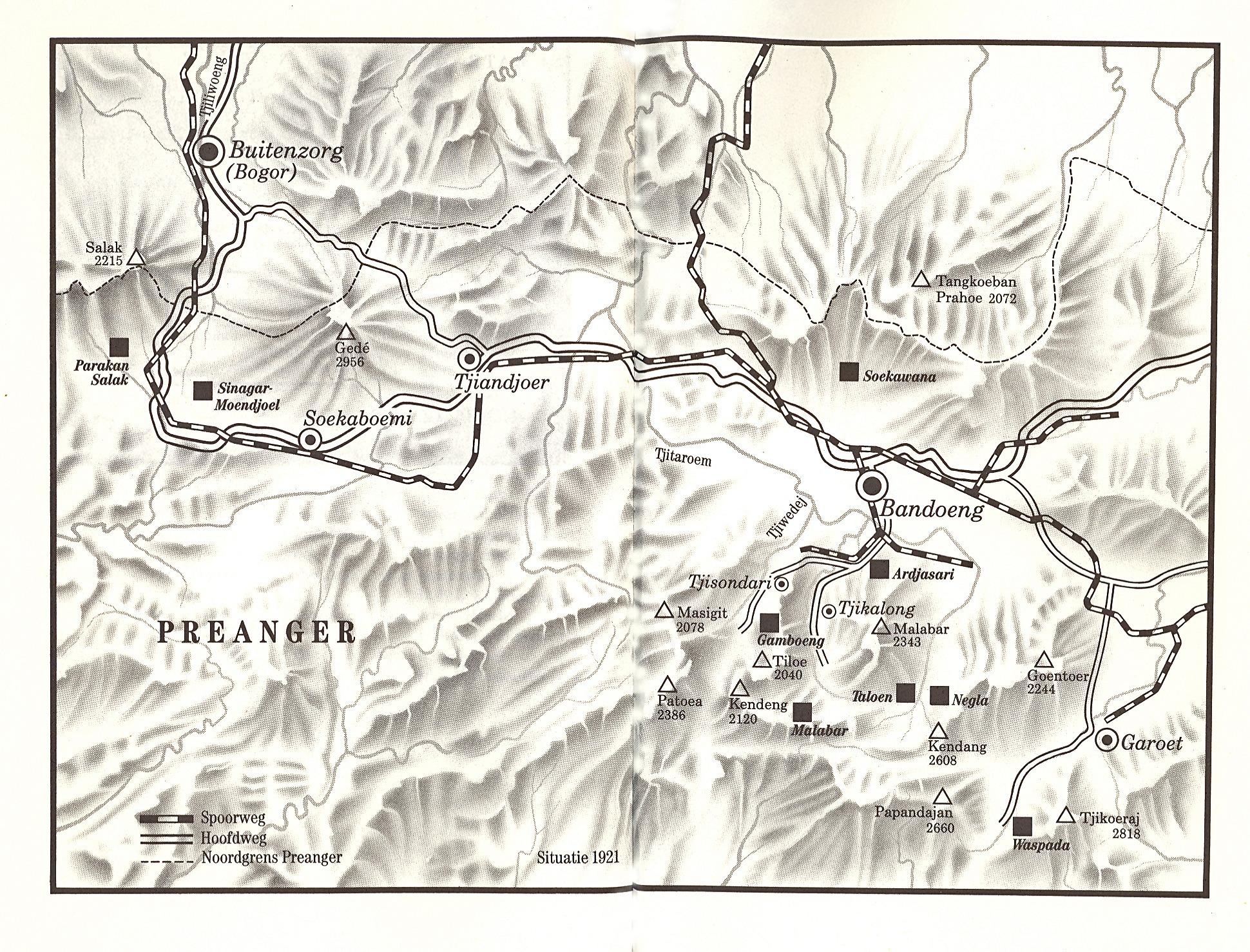 Preanger Heren van de Thee 1921